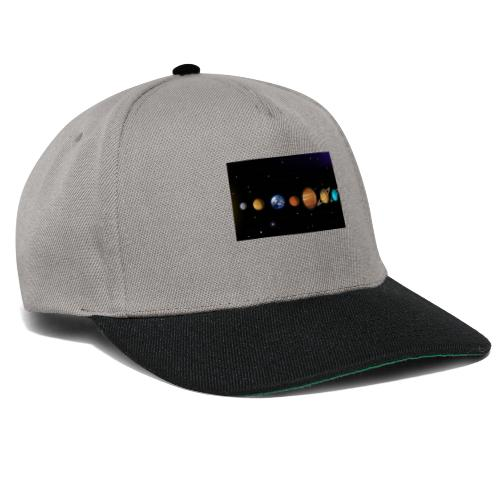 Sonnensystem - Snapback Cap