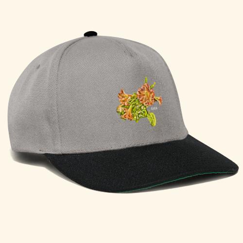 Trompetenbaum Blüten von S.A.R.A. - Snapback Cap
