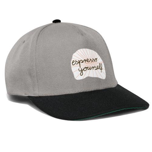 Express Yourself - Snapback Cap