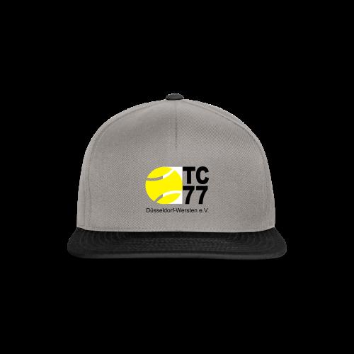 TC 77 Logo - Snapback Cap