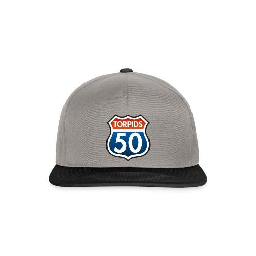 Torpids_50 - Snapback Cap