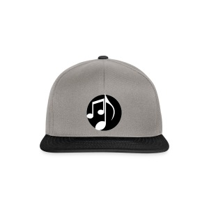 music note: MIGI WEAR - Snapback cap