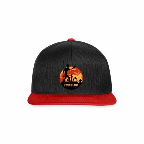 Zombieland Halloween Design - Snapback Cap