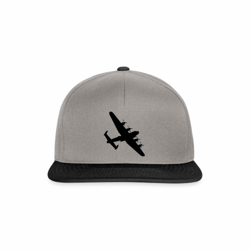 Bomber Plane - Snapback Cap