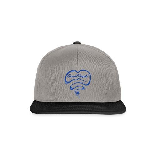 New Logo CuordiNapoli Blu - Snapback Cap
