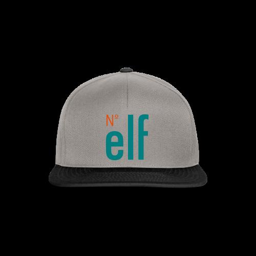 No. elf Logo - Snapback Cap