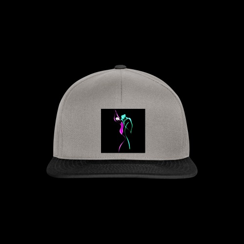 couple - Snapback Cap