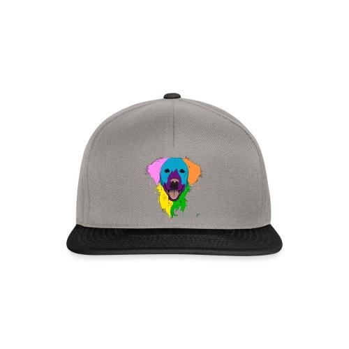 Golden Retriever - Snapback Cap