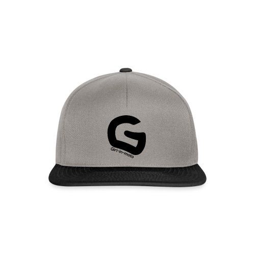ICON giri-in-moto - Snapback Cap