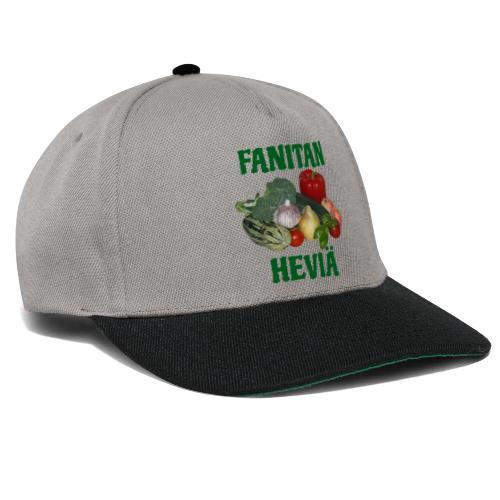 Fanitan heviä - Snapback Cap