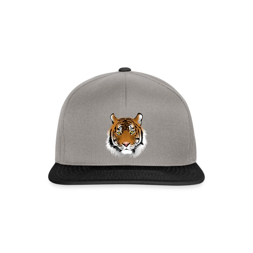 png tiger face tiger face 2262 - Snapbackkeps