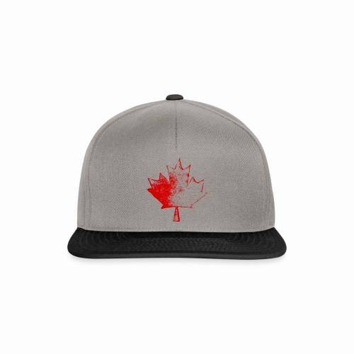 Maple Leaf - Casquette snapback