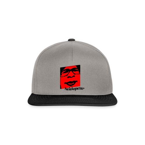 Helekopeter new logo - Snapback-caps
