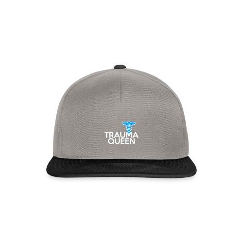 Trauma Queen - Snapback Cap