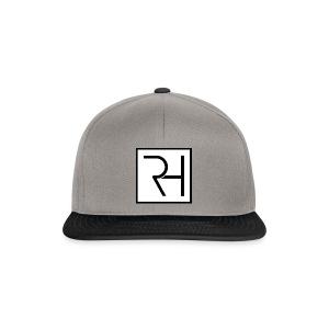 Redhead-Standard [QUADRAT] - Snapback Cap