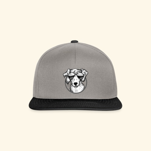 DogSunGlasses - Gorra Snapback