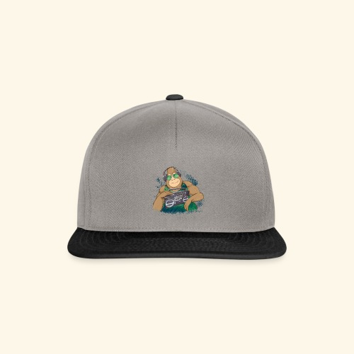 Gorilla Jungle Hiphop - Gorra Snapback