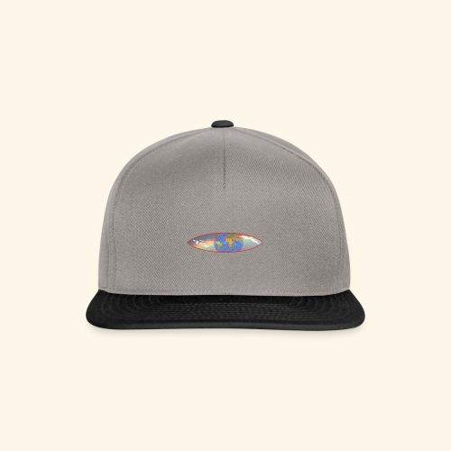 Heal the World - Snapback Cap