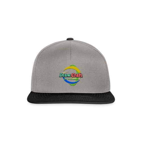 T-Shirt DrawCraft - Snapback Cap