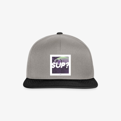SUP #01 - Snapback Cap