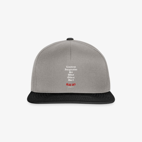 Limitless Imagination Wit - Snapback cap