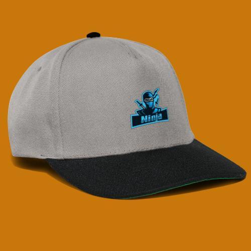 BlueNinja - Snapback Cap