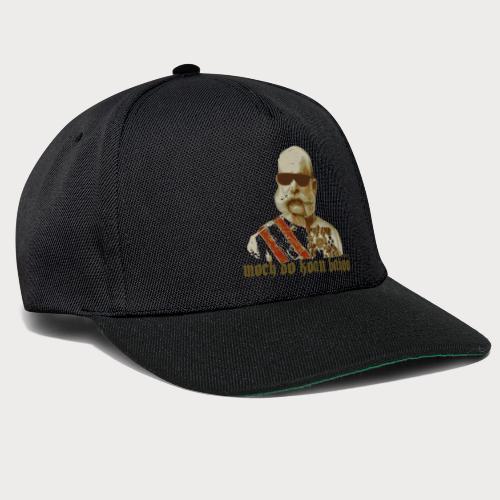 Kaiser Franz Bahöö - Snapback Cap