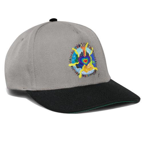 Herzwelt - Snapback Cap