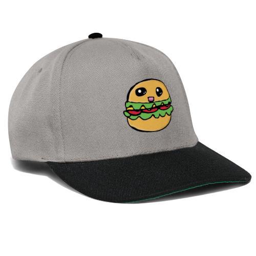 Hamburger kawai - Casquette snapback