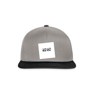 22:22 buttons - Snapback cap