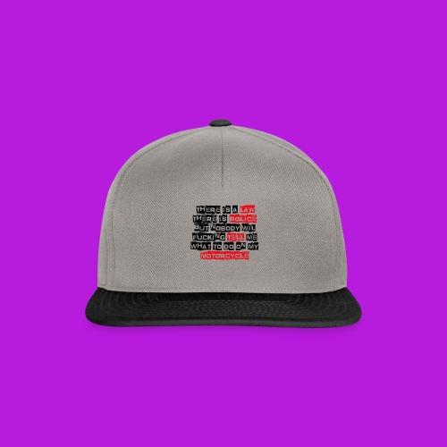 Naamloos1 - Snapback Cap