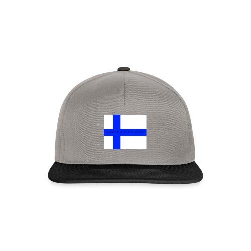 SUOMI FINLAND PERKELE - Snapback Cap
