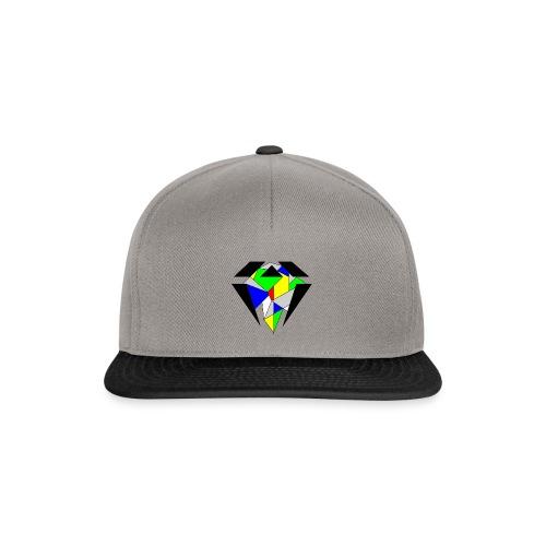 J.O.B. Diamant Colour - Snapback Cap