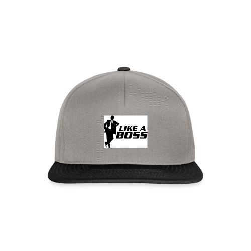 like a boss - Snapback cap