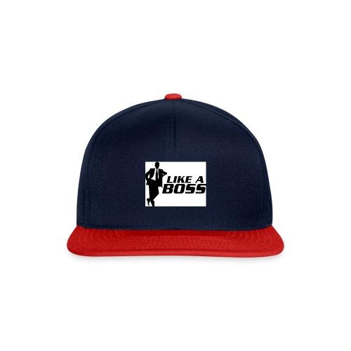 like a boss - Snapback cap
