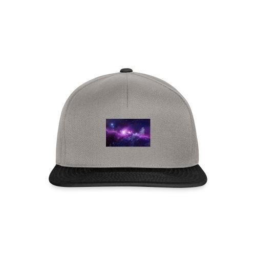 tshirt galaxy - Casquette snapback