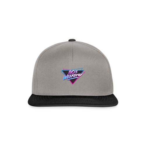 80s weekend - Snapback Cap