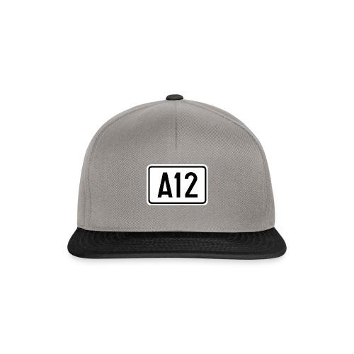 A12 - Snapback cap