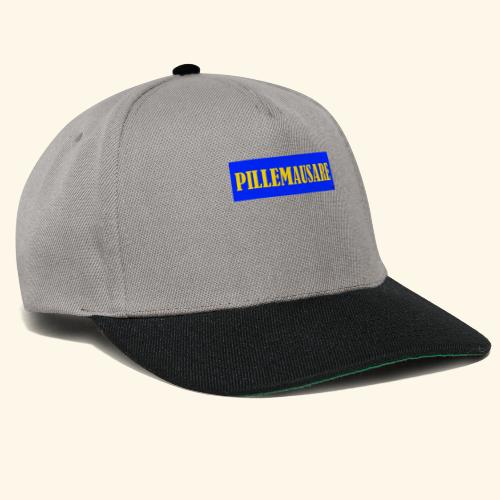 pillemausare - Snapbackkeps