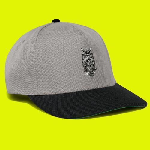 maglietta gufo - Snapback Cap