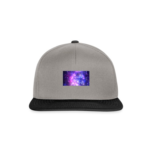 galaxy world - Snapback Cap