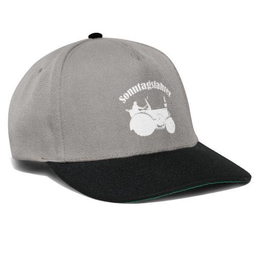 Sonntagsfahrer Landwirt - Snapback Cap