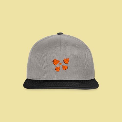 Herbstblätter - Snapback Cap