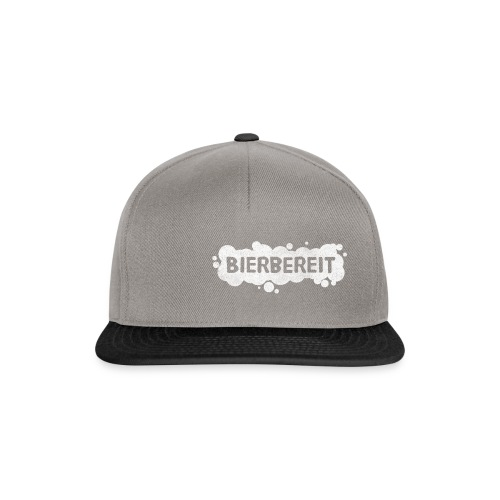 Bierbereit I - Snapback Cap