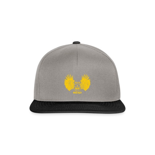 WINGS King of the road light - Snapback cap