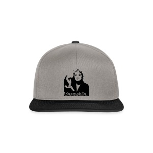 Laura Palmer meanwhile... - Snapback Cap