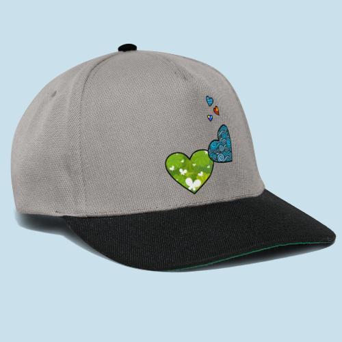 Herzchen - Snapback Cap