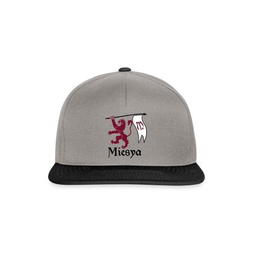 Miesya Shirt Man - Snapback cap
