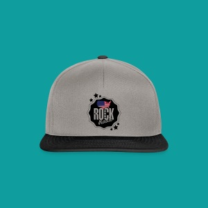 graphisme rock states - Casquette snapback