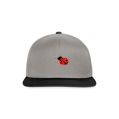im a ladybug - Snapback cap
